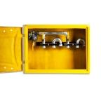 PUNKT GAZOWY NA 2 GAZ. W POZIOMIE G4